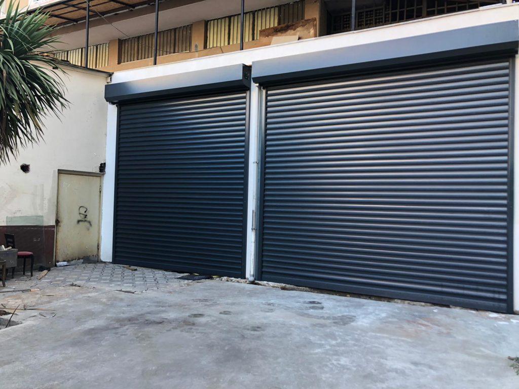 Hızlı Garaj Kapı Sistemleri