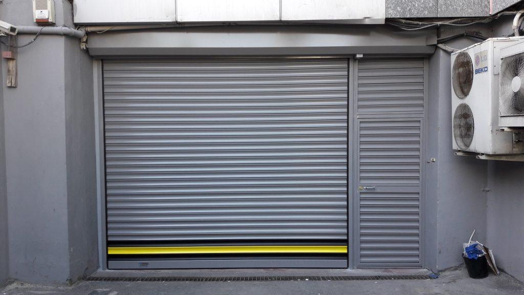 Garaj Kapı Kepenk